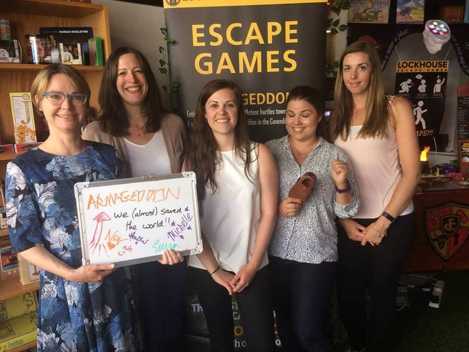 LockHouse Escape Games appears in The Cambridge News