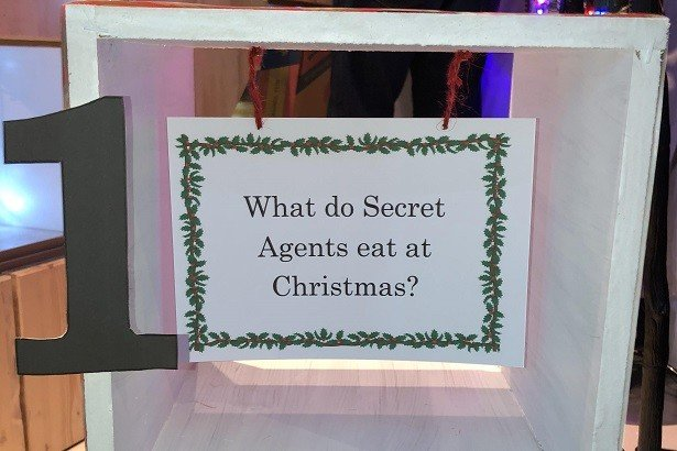 Advent Calendar 2017: Day 1 Answer and Day 2 Puzzle
