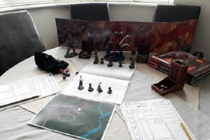 While not necessary for beginning a game of Dungeons and Dragons, you can definitely get extravagant with your tabletop experiences