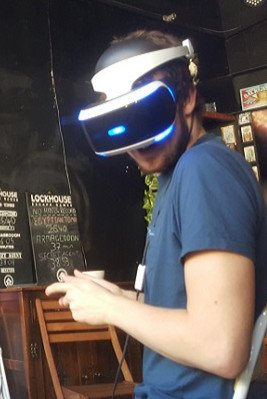 VR at LockHouse Games
