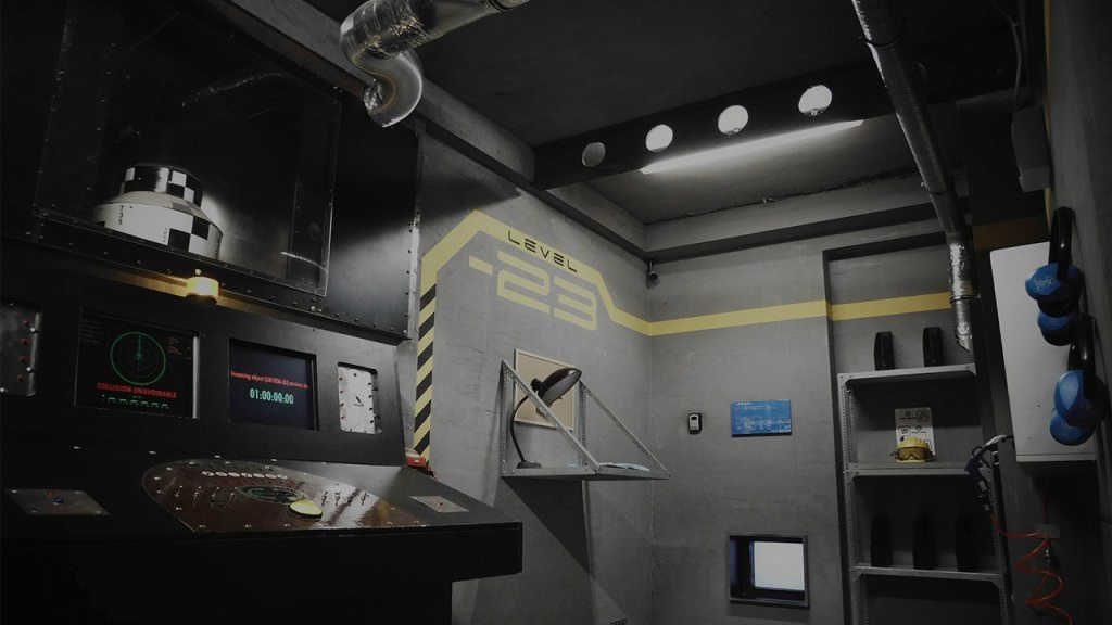 armageddon room
