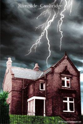 The Haunted Escape House at Riverside, Cambridge