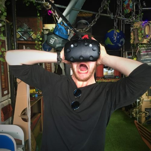 Let's Get Digital – The World of Virtual Reality