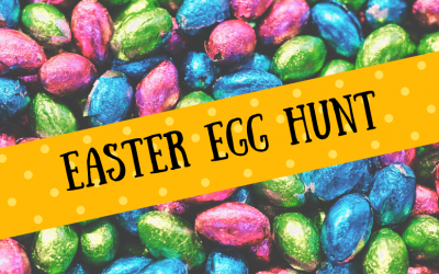 Announcing: The LockHouse Easter Egg Hunt!