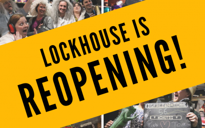 LockHouse Escape Games is Reopening!