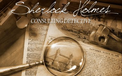 LockHouse Reviews: Sherlock Holmes Consulting Detective