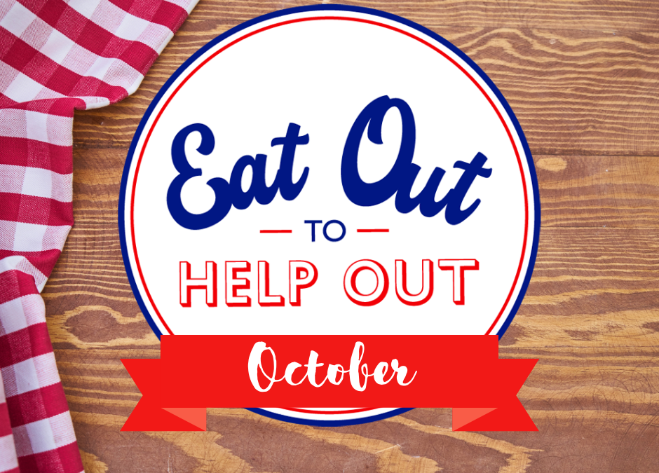 Eat Out to Help Out in Cambridge This October