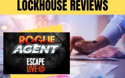 LockHouse Reviews: Rogue Agent by Escape Live